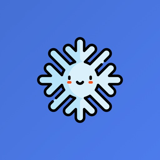 Cutest Christmas Stickers-Icon icon