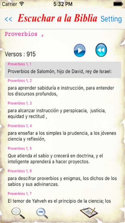 Biblia de Jerusalén screenshot-1