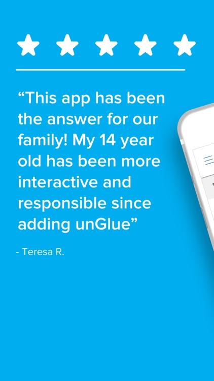 unGlue: Parental Control & Screen Time Manager