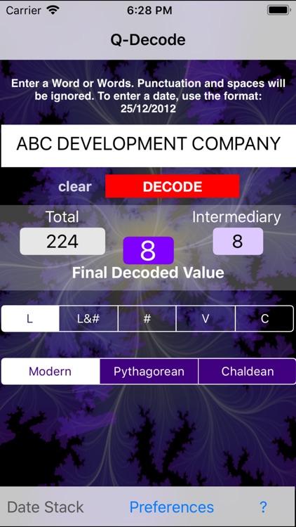 Q-Decode