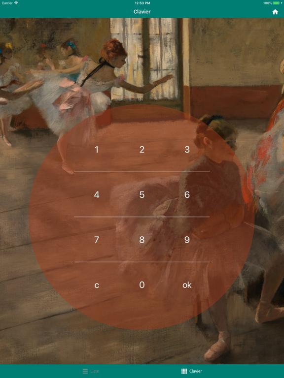 La collection Burrell screenshot 9