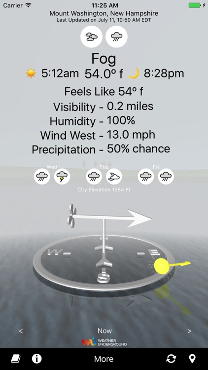 Weather VR