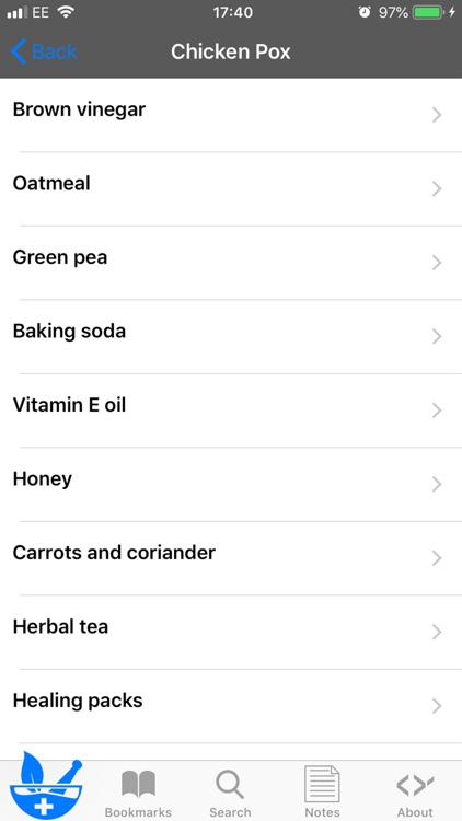 Home Natural Remedies screenshot-2