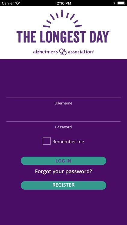 The Longest Day - Alzheimer's