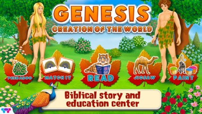 Genesis Creation of the world