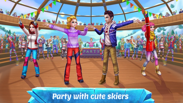 Ski Girl Superstar screenshot-3