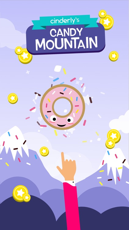 Candy Mountain: The Donut Fall