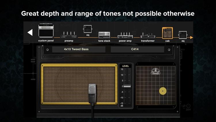 BIAS Amp for iPhone screenshot-3