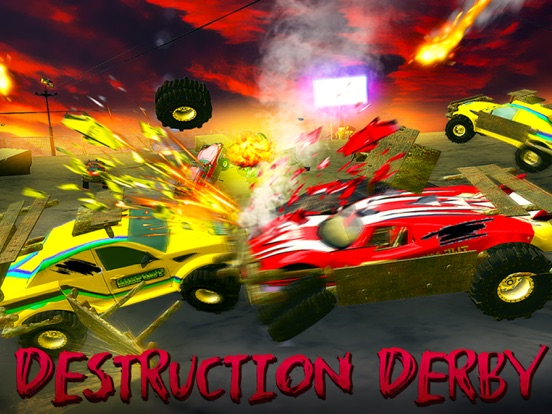 Extreme Derby Destruction Full screenshot 5