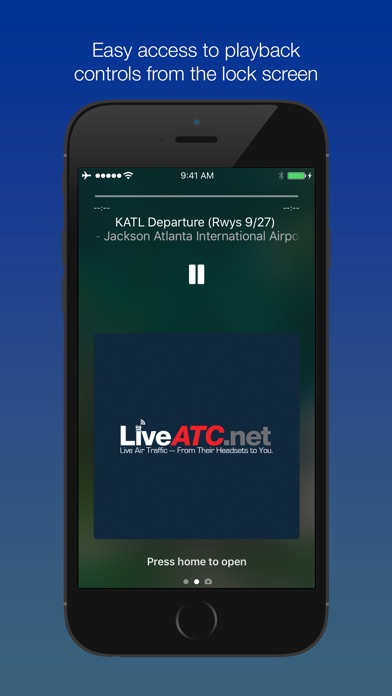 LiveATC Air Radio Screenshots