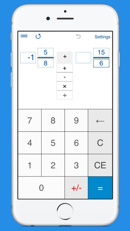 Fraction Converter Calculator
