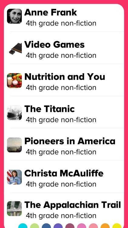 4th Grade Reading Prep screenshot-9