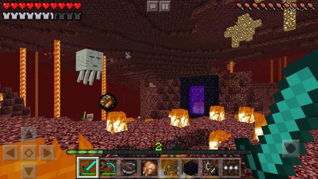 Minecraft Im App Store - Minecraft spielen vollversion