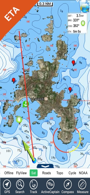 Flytomap GPS Nautical Charts on the App Store