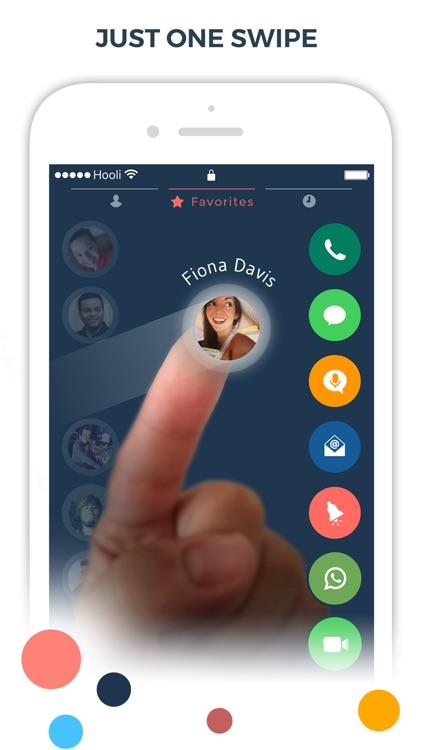 drupe - Contacts & Dialer