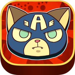 Super Hitter Cat Heroes Game Pro