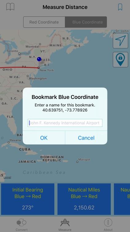 GPS Coordinate Converter screenshot-3