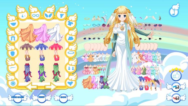 Angel Avatar Dress Up Games