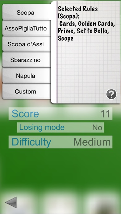 iScopa screenshot four