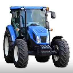 Tractor & Digger - Puzzlebook