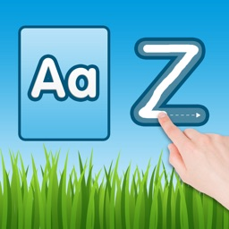 Letter Quiz: Alphabet Tracing