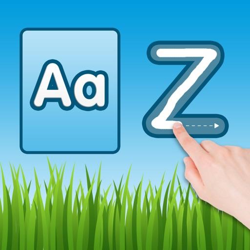 Letter Quiz: Alphabet Tracing
