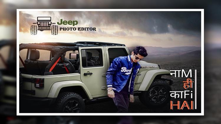 Jeep Photo Editor