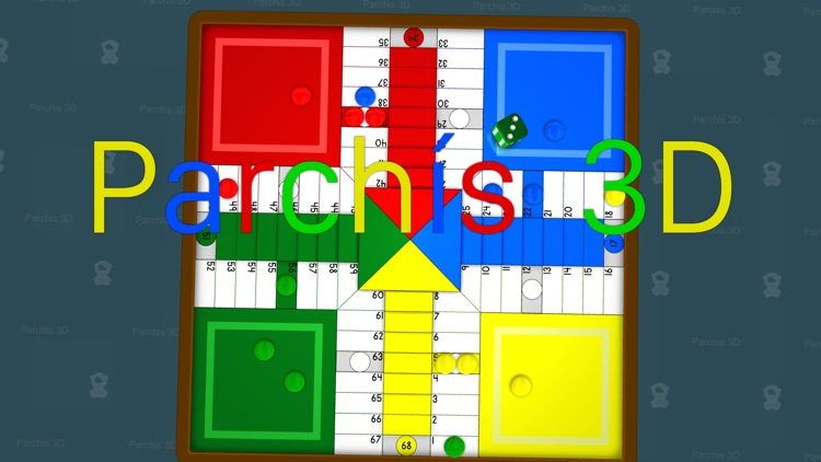 Ludo - Parchis 3D screenshot-3