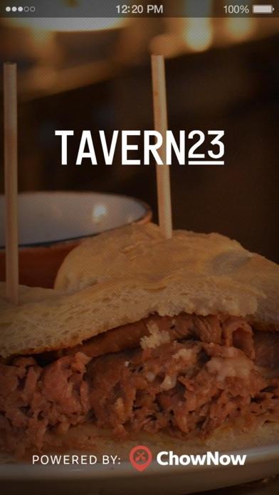 Tavern23 MN screenshot 1