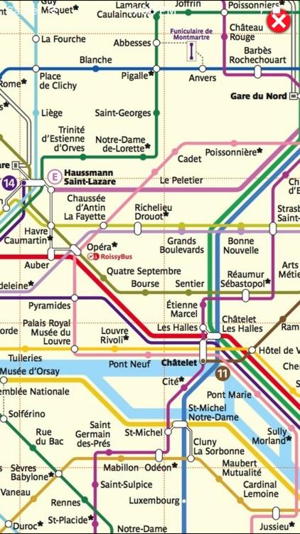 Mais Trop ! - Métro Paris screenshot-4