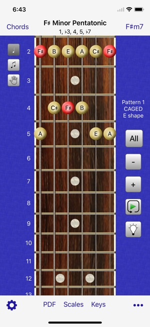 Guitar Scales Chords Power On The App Store