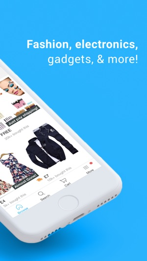 caec0d4584c Wish - Shopping Made Fun on the App Store