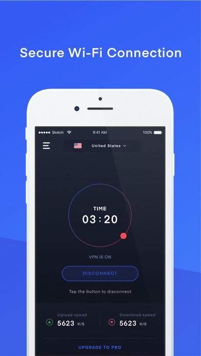 Hotspot VPN – Unlimited VPN-2