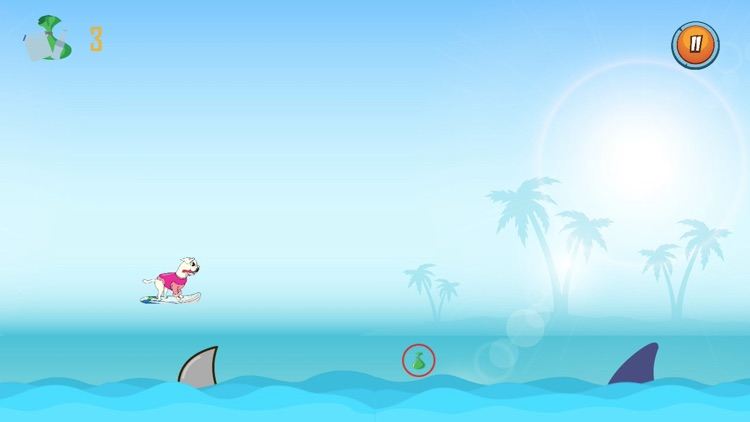 Surf Gidget the Pug screenshot-1