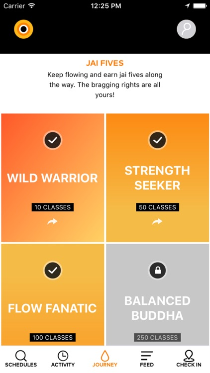 CorePower Yoga screenshot-3