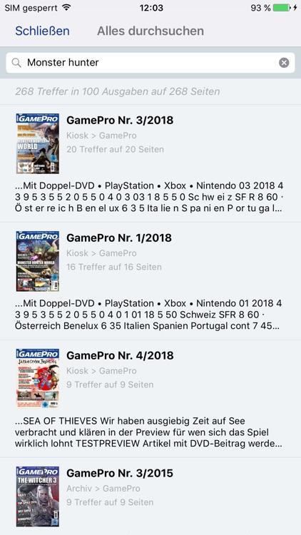 GamePro DE screenshot-4