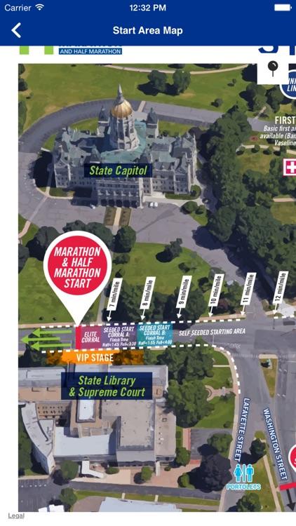 Eversource Hartford Marathon screenshot-4