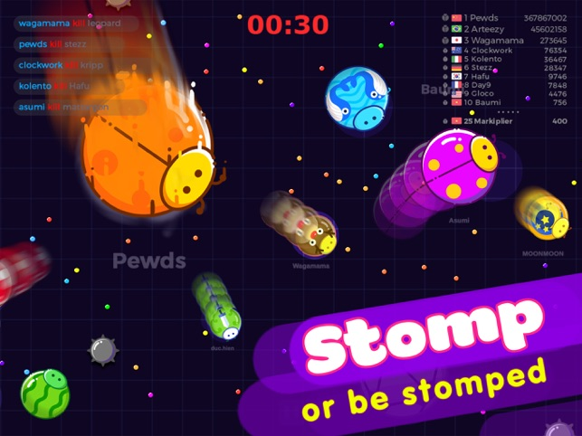 Beetle.io, game for IOS