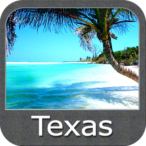 Boating Texas Nautical Charts