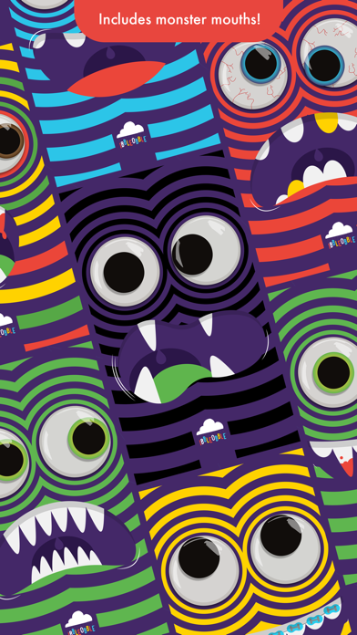 Googly Eye Monsters Ibbleobble screenshot 5