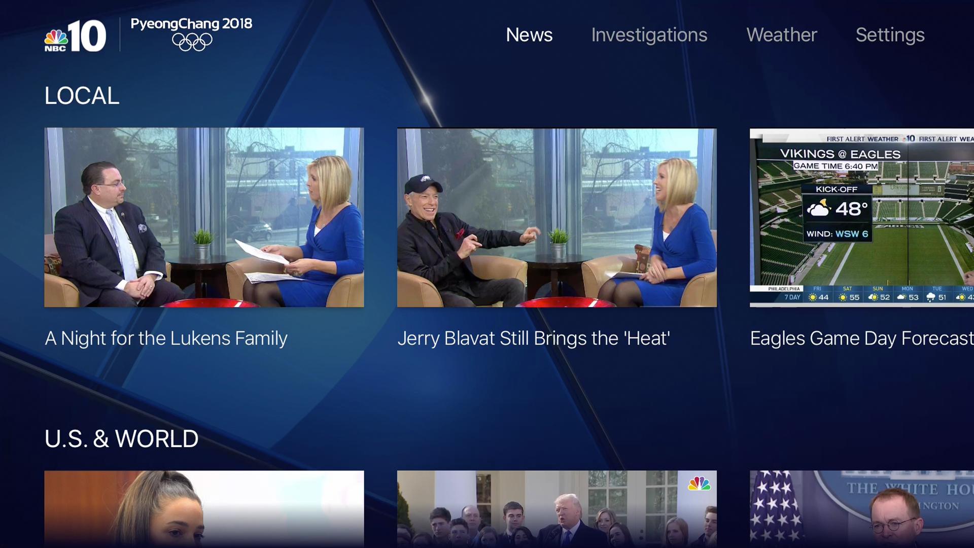 NBC10 Philadelphia screenshot 15