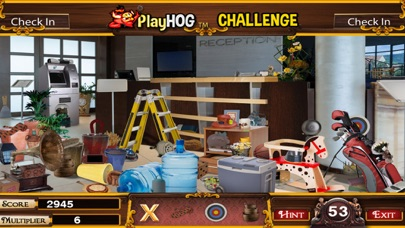 Check In Hidden Objects Games screenshot two