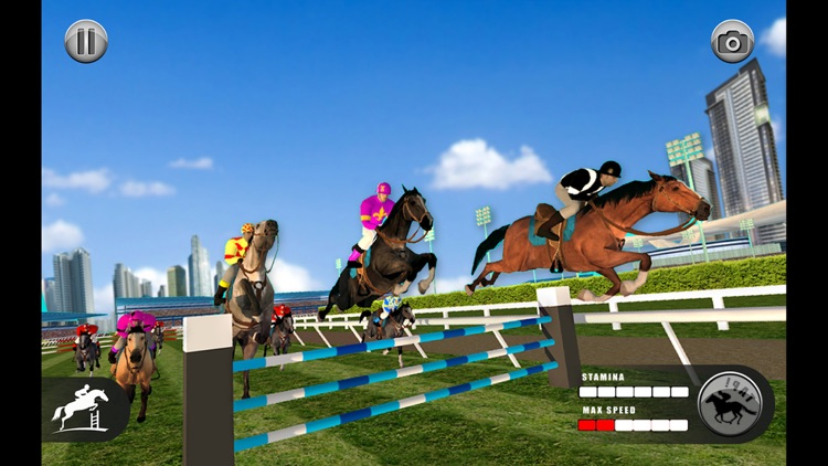 Horse Racing Championship 2018 screenshot-4