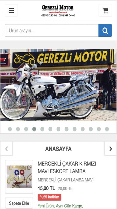 Gerezli Motor