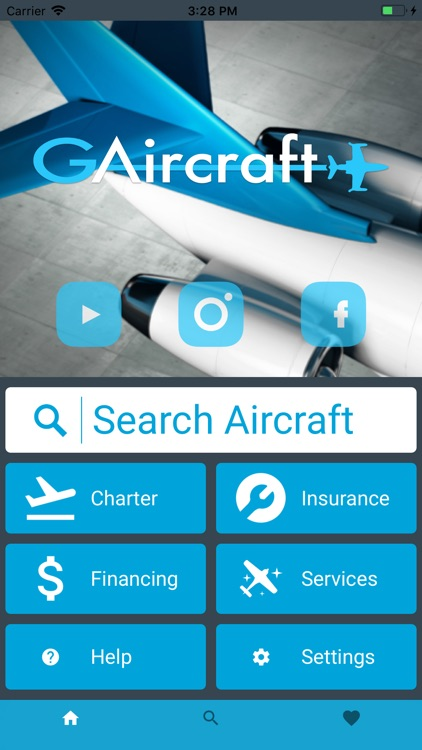 GAircraft Search