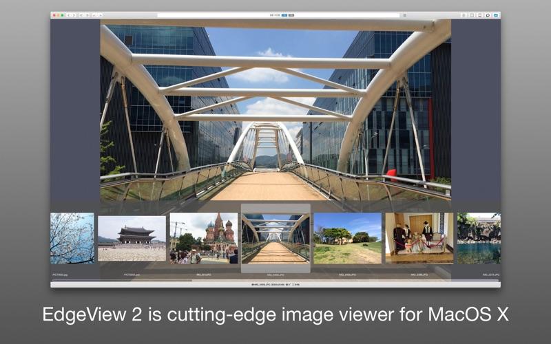EdgeView 2 Screenshots