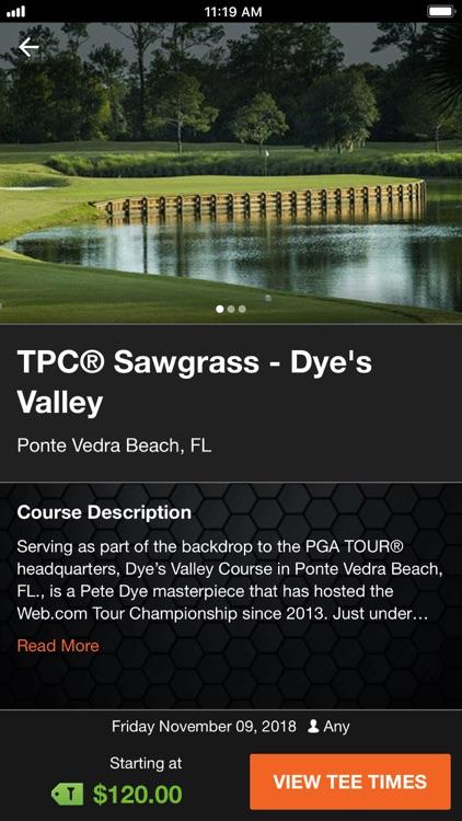 TeeOff.com by PGA TOUR screenshot-3