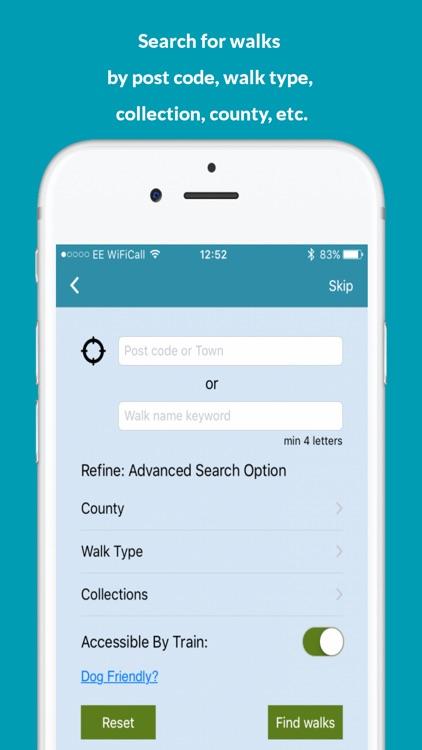 iFootpath - Walking Guides screenshot-4