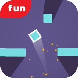 跳舞的方块-单机小游戏