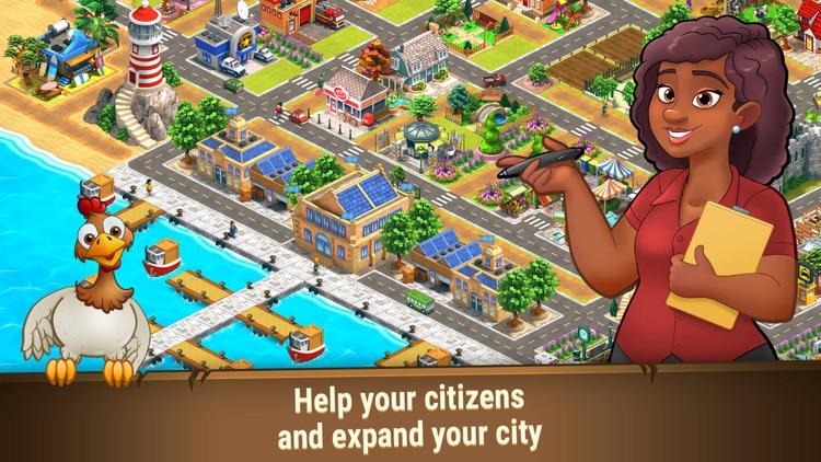 Farm Dream: Farming Sim Game screenshot-4